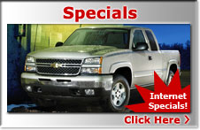Pre-Owned & Used Chevy Vehicles